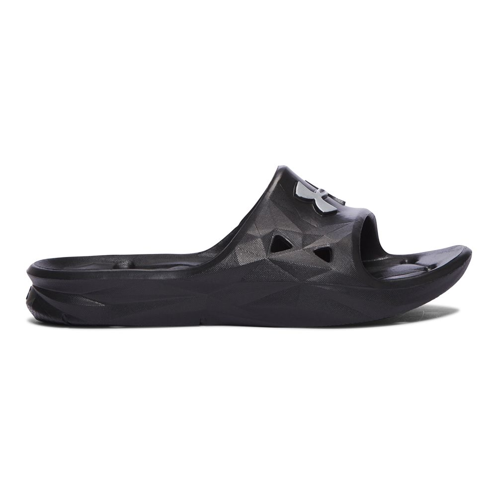 Under Armour Locker III Boys' Slide Sandals