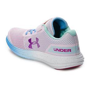 Under Armour Surge RN Prism Preschool Girls' Sneakers