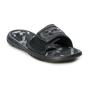 8bf0d67f77bc Under Armour Ignite Fleet V Boys  Slide Sandals. Sale