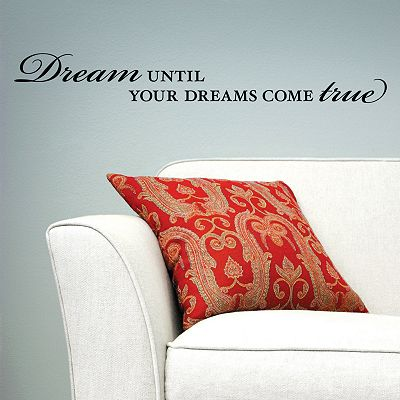 Dream Wall Sticker