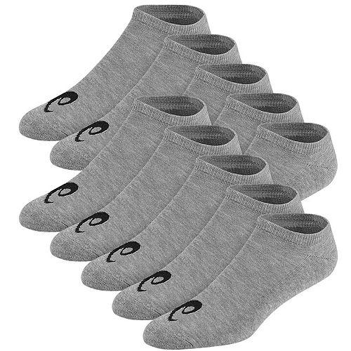 Men's ASICS Training No Show Socks 10-pack