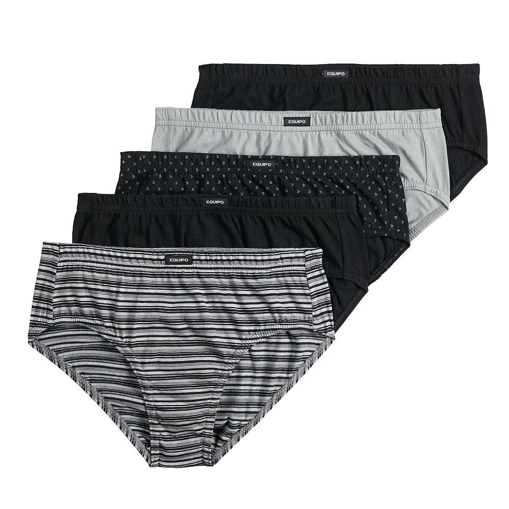 Men's Equipo 5-pack Bikini Briefs