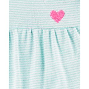 Baby Girl Carter's 2 Pack Jumpsuits