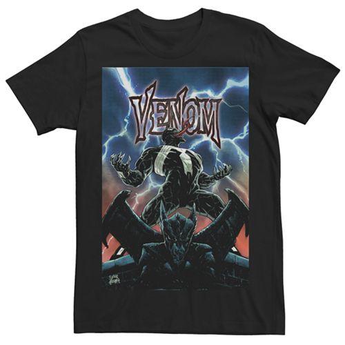 Men's Marvel Venom Graphic Tee