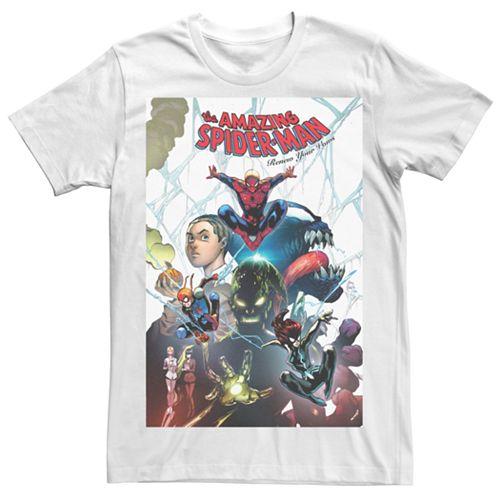Men's Marvel The Amazing Spider-Man Graphic Tee