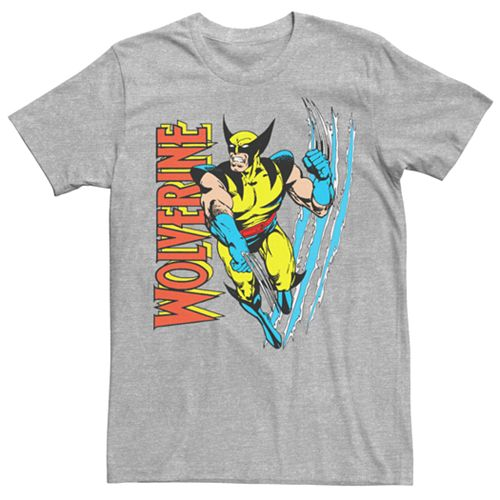 Men's Marvel X-Men Wolverine Graphic Tee