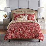 Croft & Barrow® Jacobean 5-piece Reversible Comforter Set