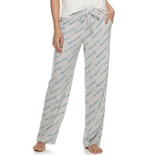 Petite SONOMA Goods for Life™ Knit Sleep Pants