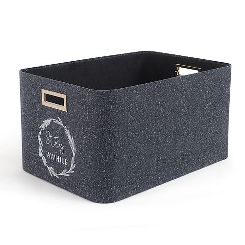 Enchante Accessories Medium Hard-sided Bin