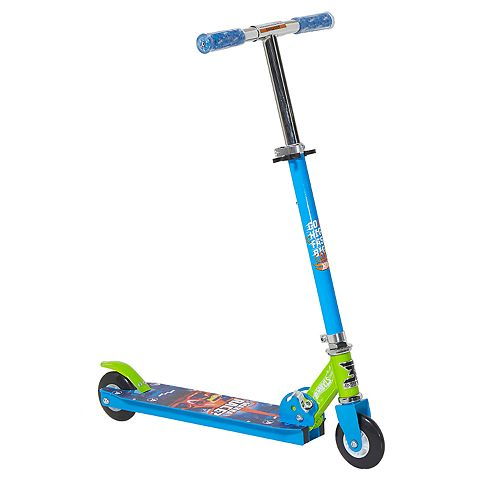 Hot Wheels Boys' Folding Scooter