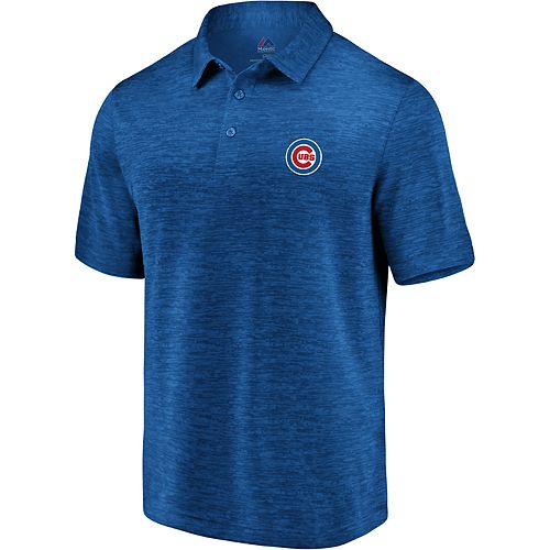 Big & Tall Chicago Cubs Polo