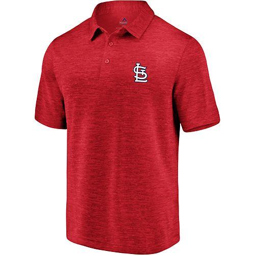 Big & Tall St. Louis Cardinals Polo