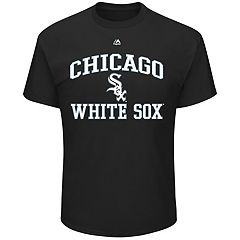 Big & Tall Majestic Chicago White Sox Heart & Soul Graphic Tee