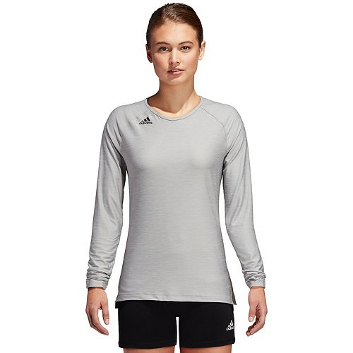 Women's Adidas Hilo Long Sleeve Volleyball Jersey
