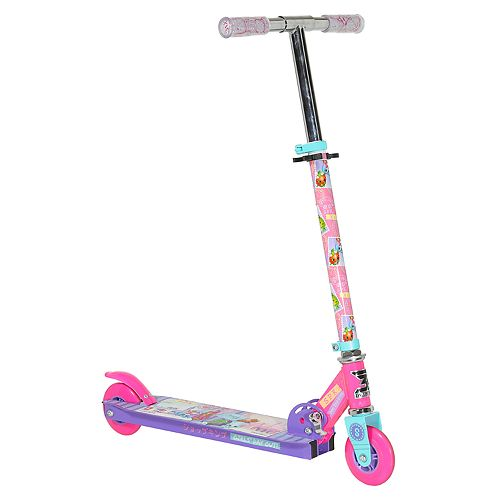 Shopkins Youth Folding Scooter