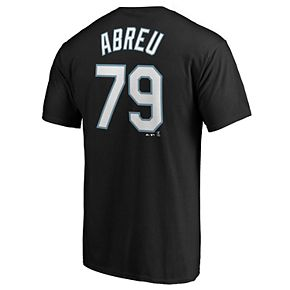 Men's Chicago White Sox J Abreu 79 Tee