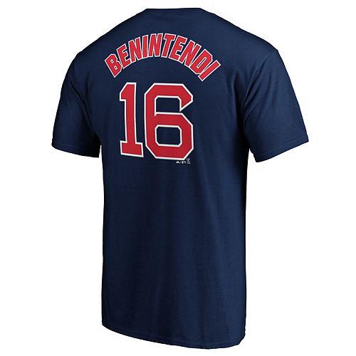 Men's Boston Red Sox A Benintendi 16 Tee