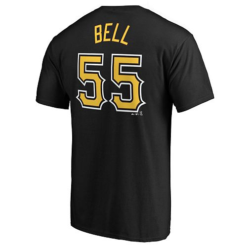 Men's Pittsburgh Pirates J Bell 55 Tee