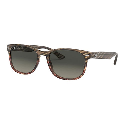 Ray-Ban RB2184 57mm Square Gradient Sunglasses