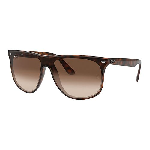Unisex Ray-Ban Highstreet RB4447 Square Gradient Sunglasses