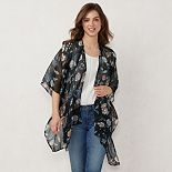 Women's LC Lauren Conrad Folk Blooms Topper