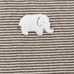 Baby Carter's 3 Piece Elephant Striped Top, Pants & Socks Set