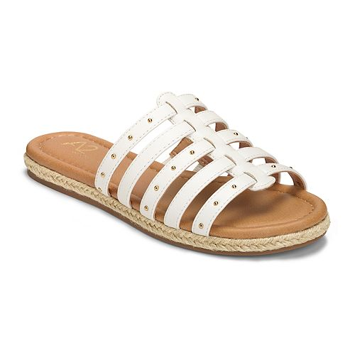 A2 by Aerosoles Drop Top Women's Flip Flop Sandals