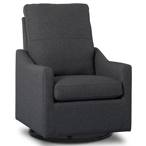 Delta Children Kenwood Nursery Glider Swivel Rocker Chair