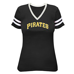 ff9054f9 Plus Size Pittsburgh Pirates Paid Our Dues Graphic Tee. Sale