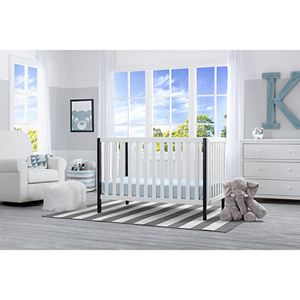 Delta Children Milo 3-in-1 Convertible Crib