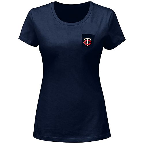 Plus Size Minnesota Twins Back Graphic Tee