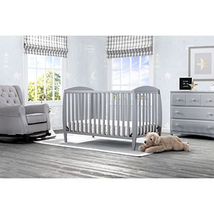 Delta Children Taylor 4-in-1 Convertible Crib