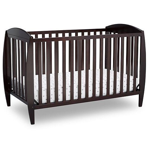 Delta Children Taylor 4-in-1 Convertible Crib
