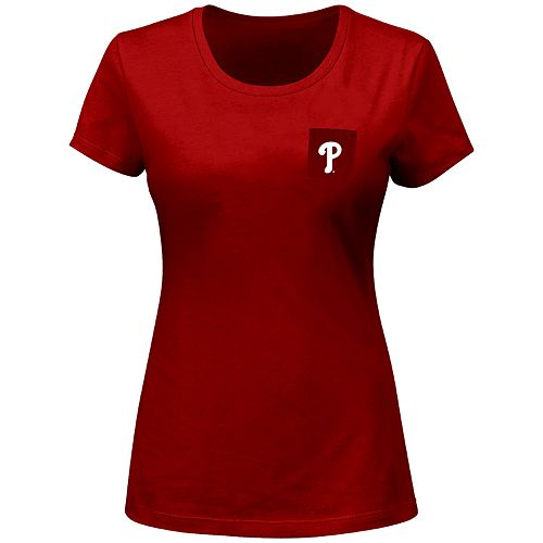 Plus Size Philadelphia Phillies Back Graphic Tee