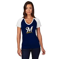 aa12facbbf35 Plus Size Milwaukee Brewers Paid Our Dues Graphic Tee