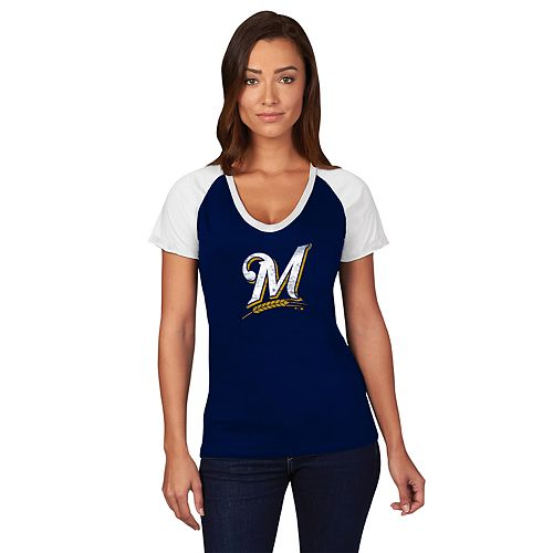 Plus Size Milwaukee Brewers Paid Our Dues Graphic Tee