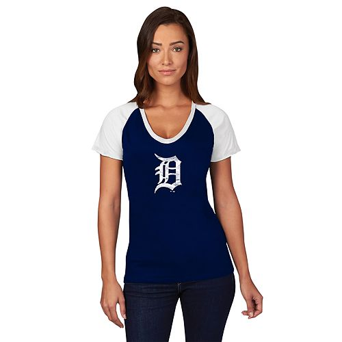 Plus Size Detroit Tigers Paid Our Dues Graphic Tee