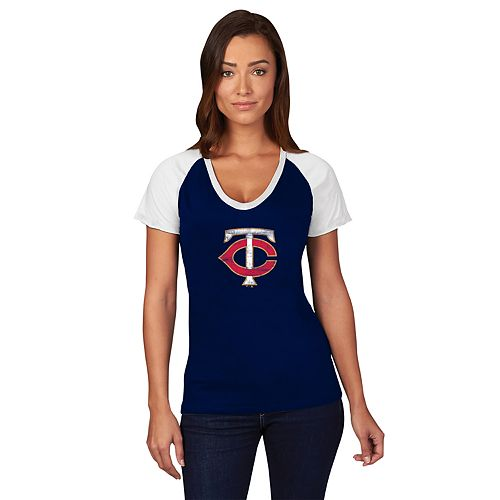Plus Size Minnesota Twins Paid Our Dues Graphic Tee