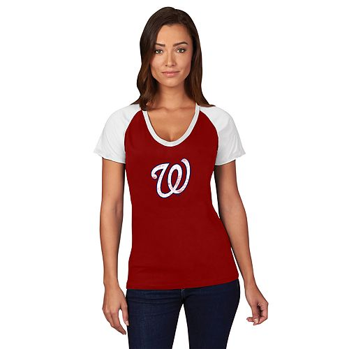 Plus Washington Nationals Paid Our Dues Short Sleeve Tee