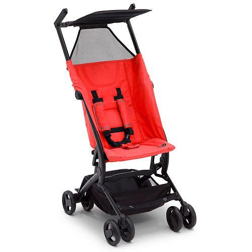 Delta Children Ultimate Fold N Go Compact Travel Stroller