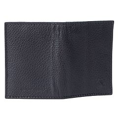 Men's Stone & Company Leather Bifold Wallet