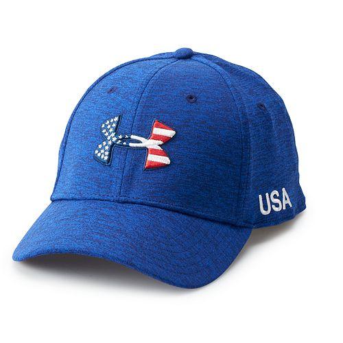 Men's Under Armour Men's Stars & Stripes Logo Cap