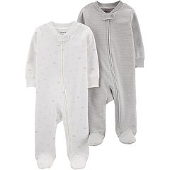 f09f14382 Baby Carter's 2 Pack Zip Sleep & Plays