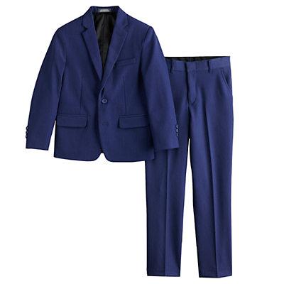 Boys 8-20 Van Heusen Suit Set