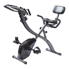 Fitness & Jogging Elliptical Cross Trainer & Exercise Bike Fitness Home Cardio Workout 2 IN 1
