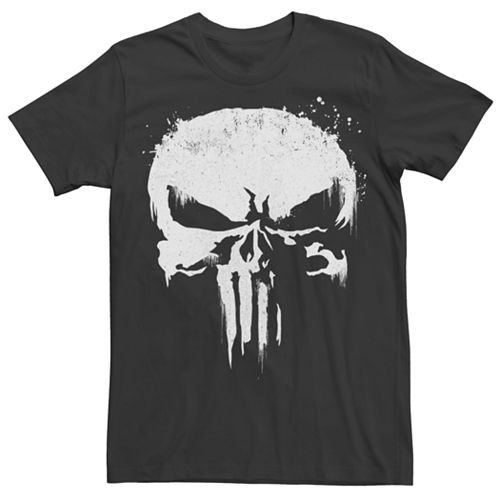 Men's Marvel The Punisher Graphic Tee