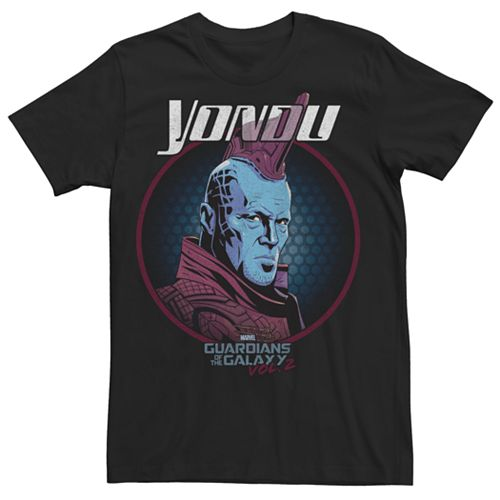 Men's Marvel Guardians of the Galaxy 2 Yondu Seriously Graphic Tee
