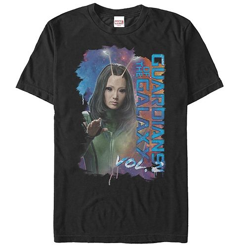 Men's Guardians of the Galaxy 2 Movie Mantis Hello Tee