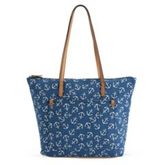 b371aa8827a SONOMA Goods for Life™ Print Canvas Tote