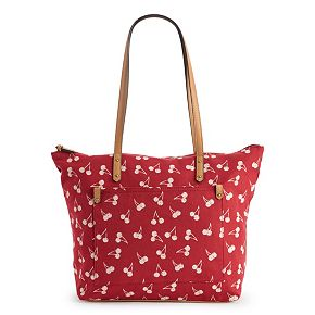 SONOMA Goods for Life? Print Canvas Tote